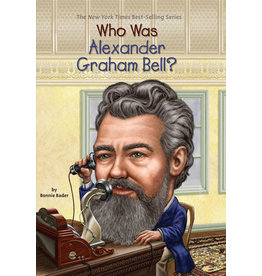 Penguin Who Was Alexander Graham Bell?