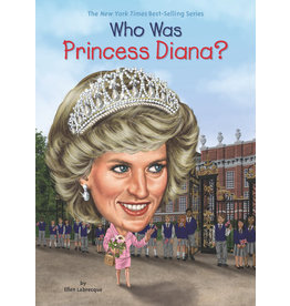 Penguin Randon House Who Was Princess Diana?