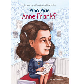 Penguin Randon House Who Was Anne Frank?