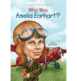 Penguin Randon House Who Was Amelia Earhart?
