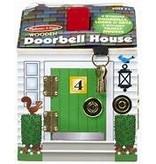 Melissa and Doug Doorbell House