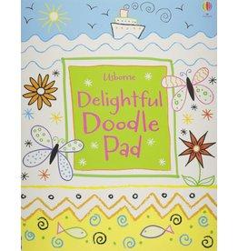Usborne Delightful Doodle Pad