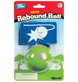 Toysmith Neon Rebound Ball