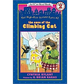 Penguin Young Readers the Case of the Climbing Cat