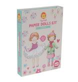 Schylling Paper Dolls Kit Vintage