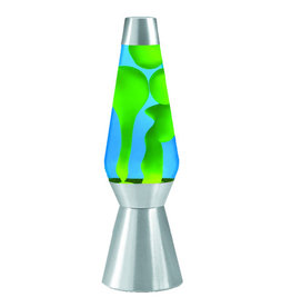 Schylling 27'' Lava Lamp Yellow/Blue