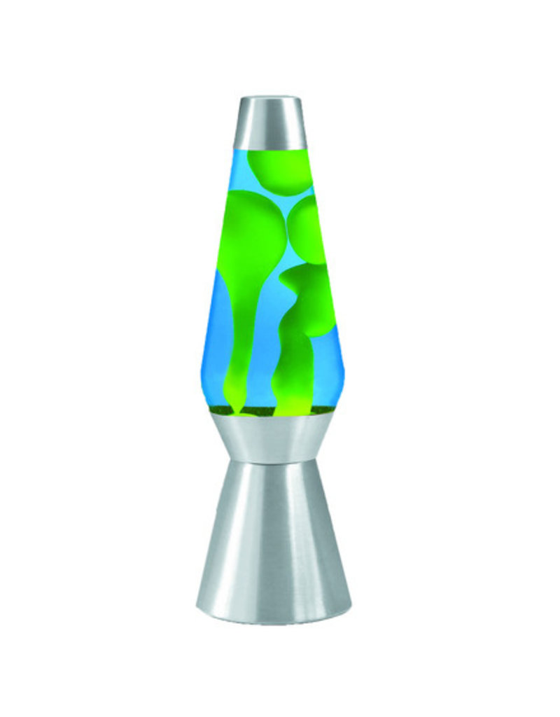 Schylling 27'' Lava Lamp Yellow/Blue