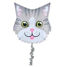 Premier Kites Gray Cat Kite