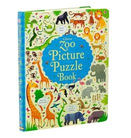 Educational Dev Zoo Picture Puzzle Book
