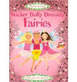 Usborne Sticker Dolly Fairies
