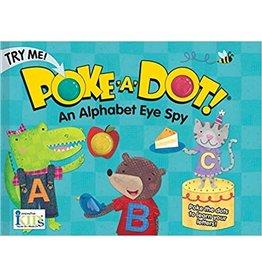 Melissa and Doug Poke-A-Dot Alphabet Eye Spy