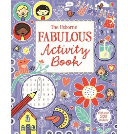Educational Dev Fabulous Activity Book