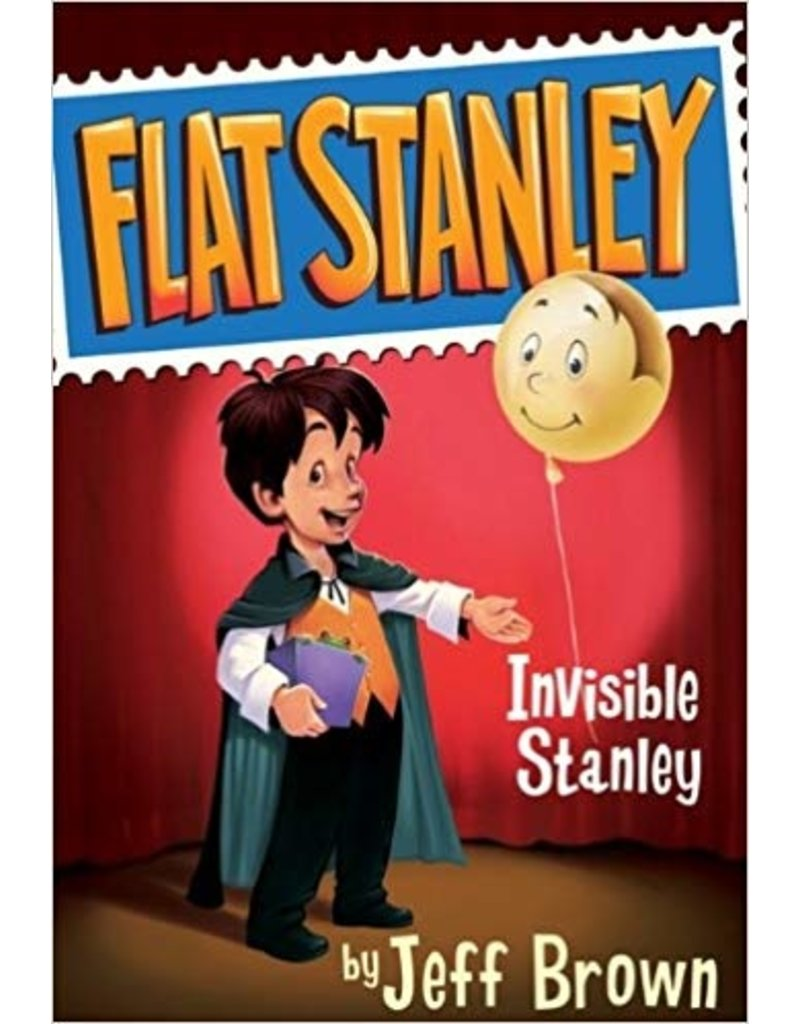 Flat Stanley - Invisible