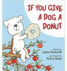 Harper Collins If You Give a Dog a Donut