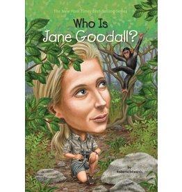 Penguin Who Is Jane Goodall?