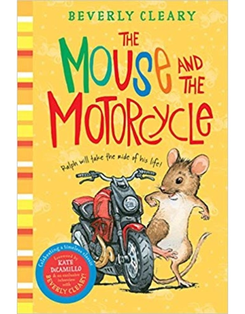 Harper Collins the Mouse & the Motorcycle