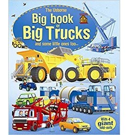 Educational Dev Big Book of Big Trucks