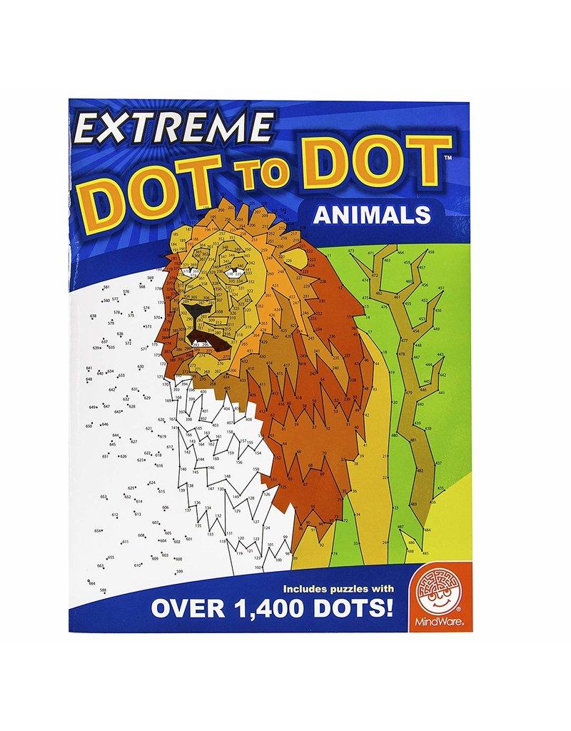 Mindware Extreme Dot to Dot - Animals