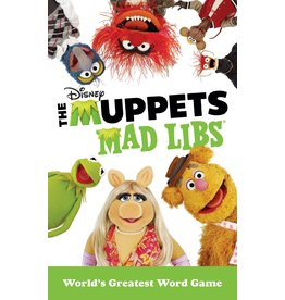 Penguin The Muppets Mad Libs