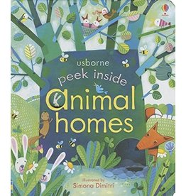 Educational Dev Peek Inside Animal Homes