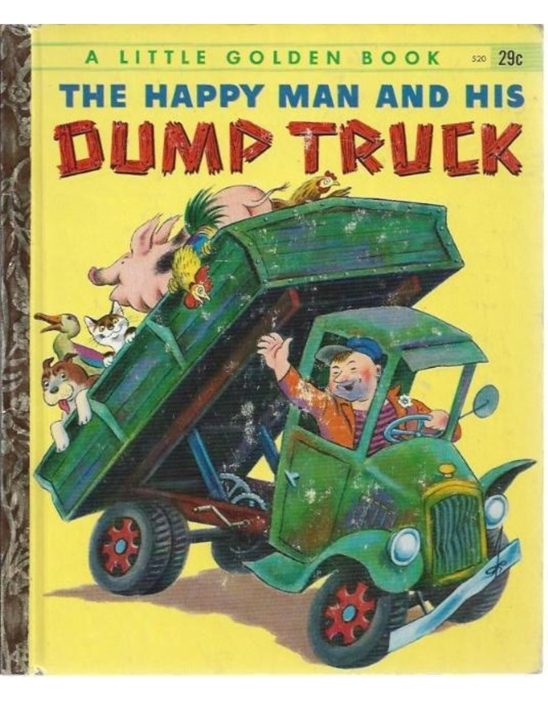 Random House The Happy Man & His Dump Truck