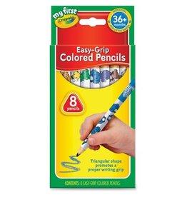 Crayola My 1st Easy-Grip Colored Pencils