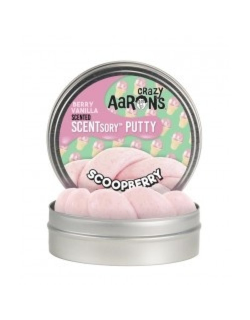 Crazy Aaron Scented Scoopberry Putty