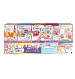 Fashion Angels 100% XS Sweet Mini Clay Kits - 5 pack