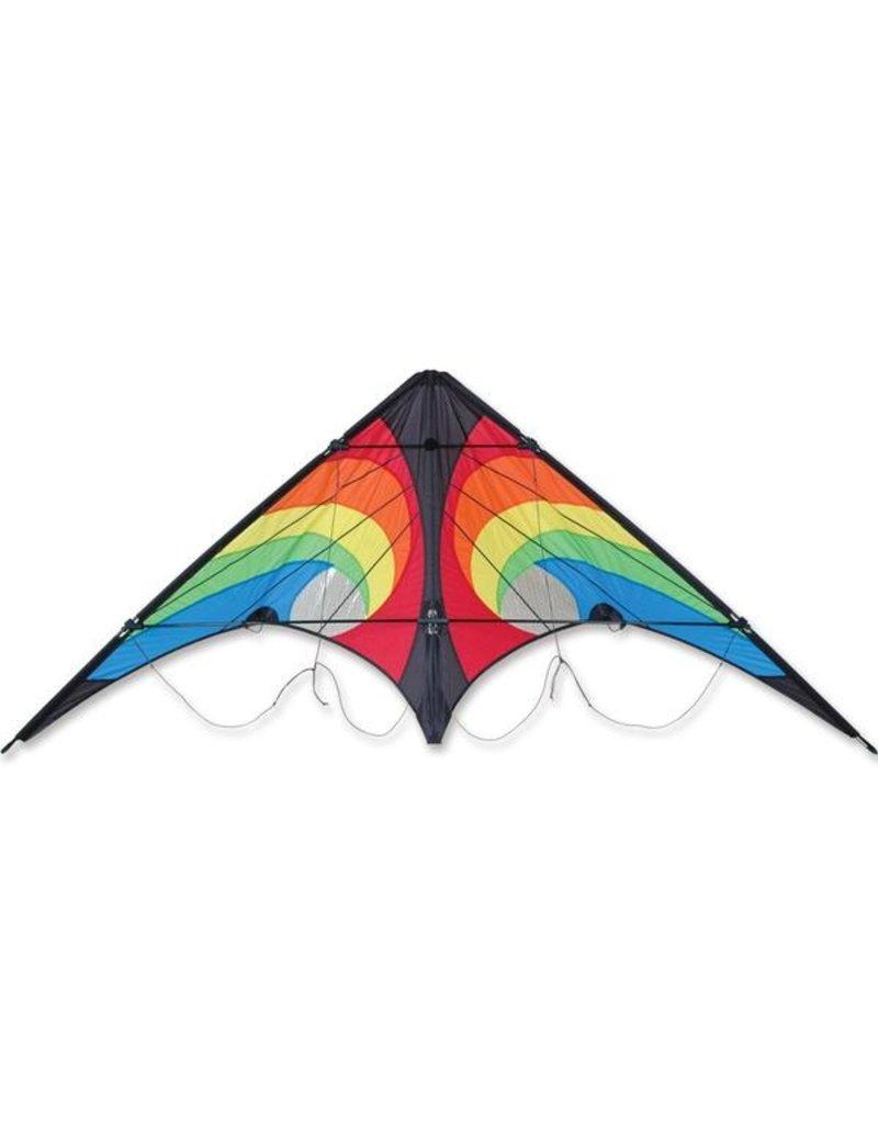 Premier Kites Rainbow Vision Stunt Kite