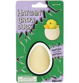 Toysmith Hatchin' Grow Duck- Easter