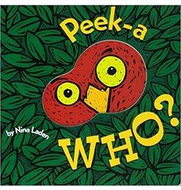 Chronicle Books Peek-a Who