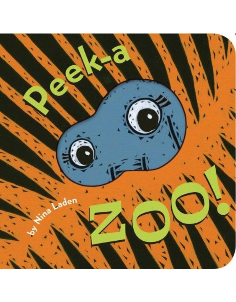 Chronicle Books Peek-a Zoo