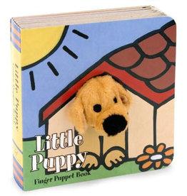 Chronicle Books Little Puppy: finger puppet book