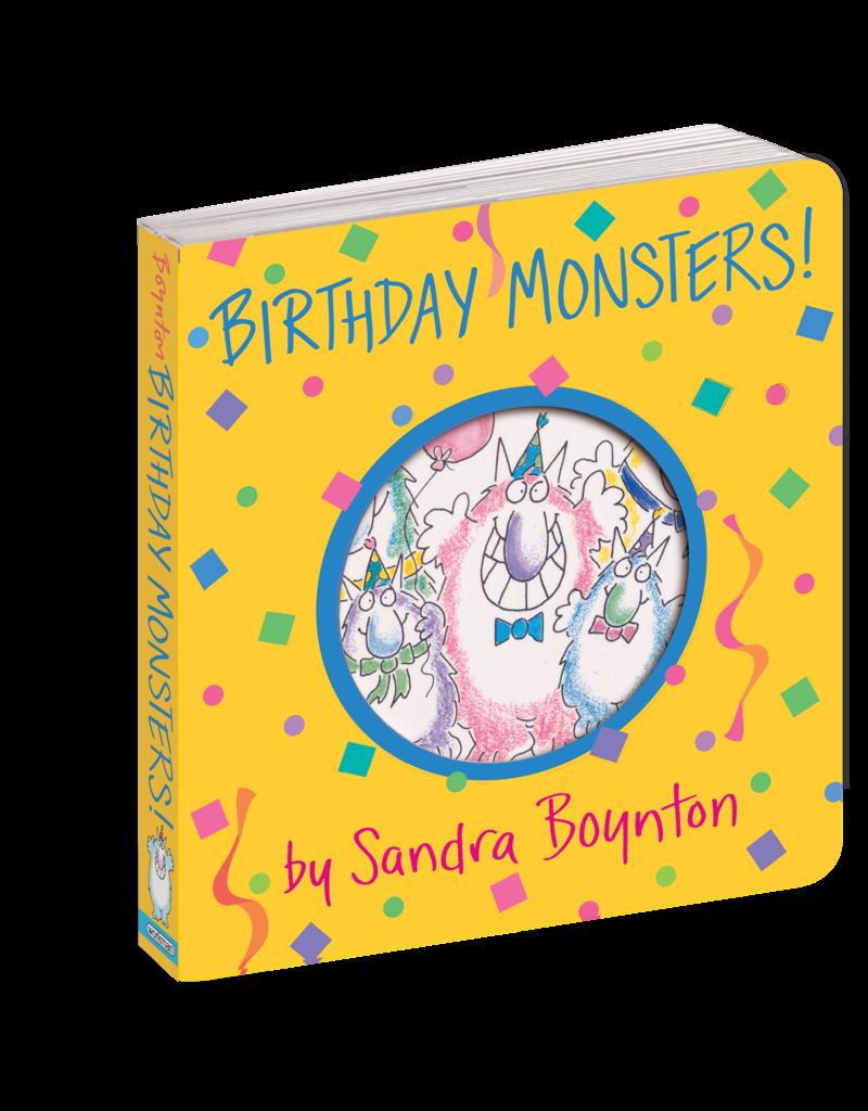 Workman Pub Birthday Monsters