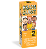 Workman Pub Brain Quest -2nd Grade