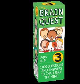 Workman Pub Brain Quest -3rd Grade