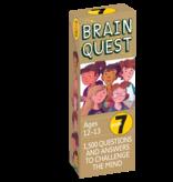 Workman Pub Brain Quest -7th Grade