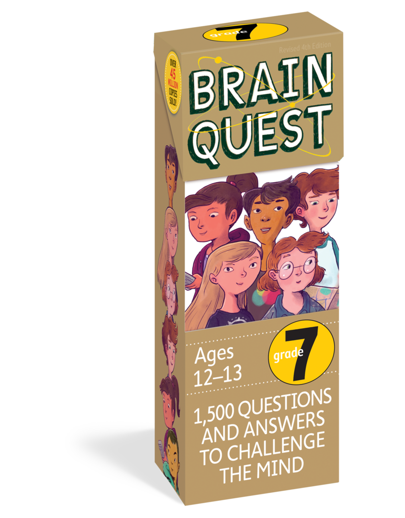Workman Pub Brain Quest -7th Grade