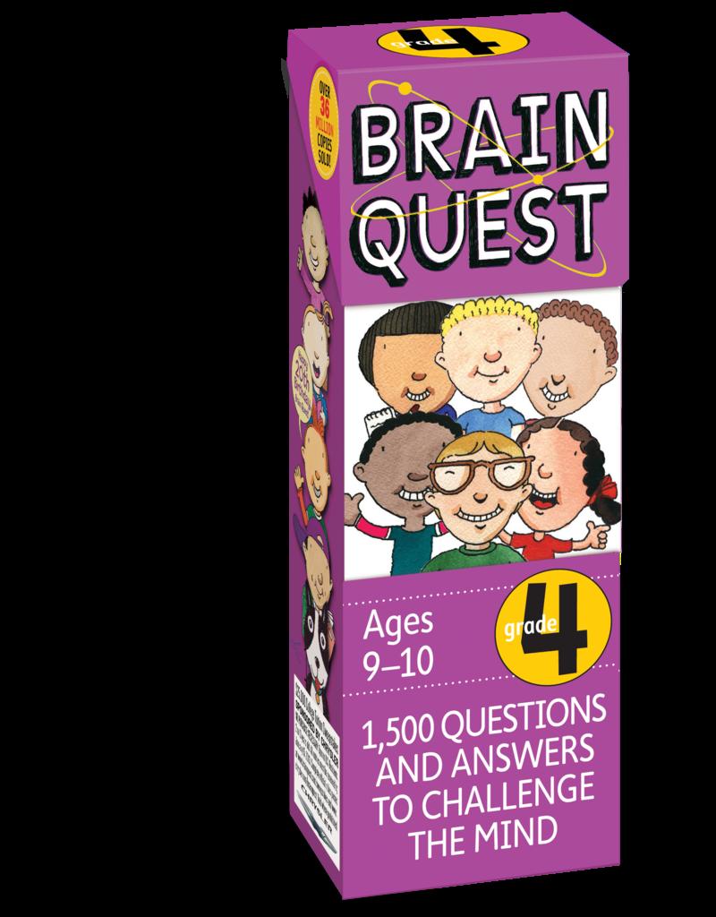 Workman Pub Brain Quest -4th Grade