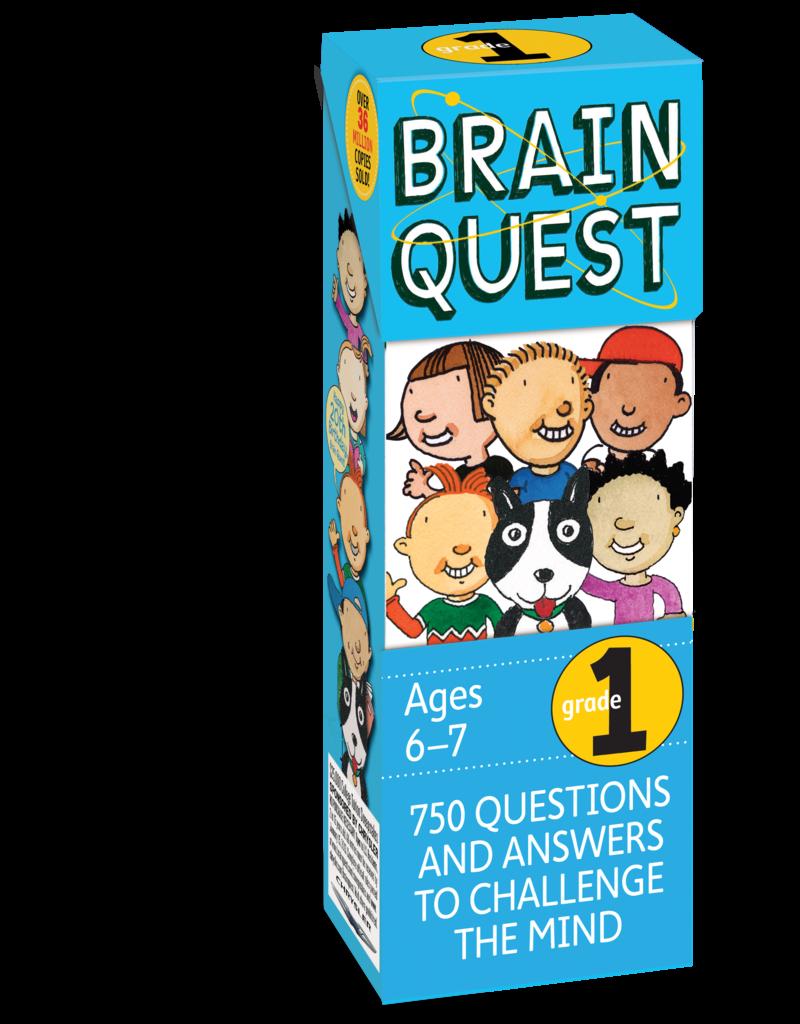 Workman Pub Brain Quest -1st Grade