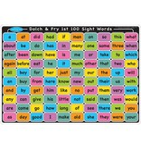 Ashley Productions English Sight Words Learning Mat