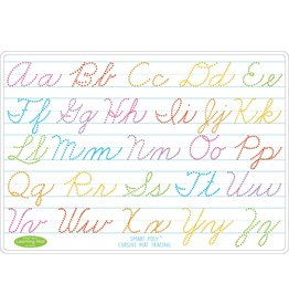 Ashley Productions Cursive Learning Mat