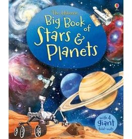 Usborne Big Book of Stars & Planets
