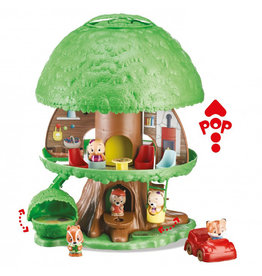 Klorofil Timber Tots Tree House