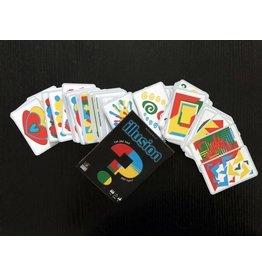 Pandasaurus Illusion Card Game