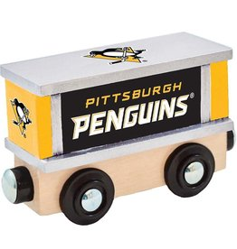 Masterpieces Puzzles Pittsburgh Penguins Box Car