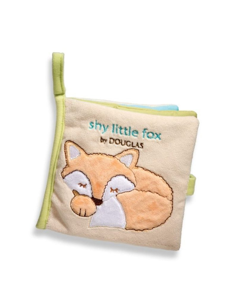 Douglas Shy Little Fox Activity Book