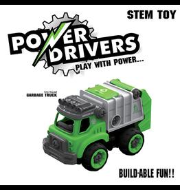 Flybar Power Driver Garbage Truck
