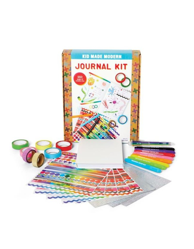 Kids Made Modern Journal Kit