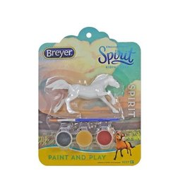 Breyer Mini Spirit Paint & Play Kit